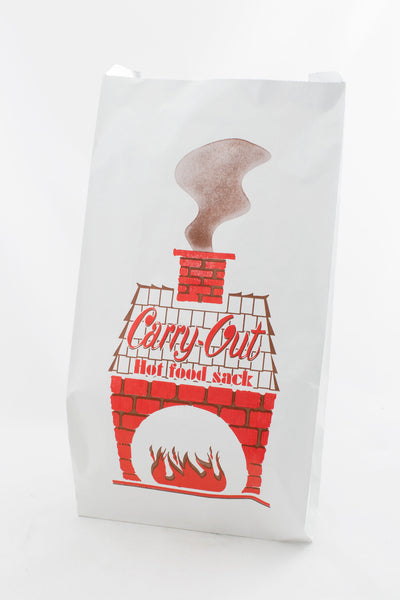 Hot Food, Flame Bag