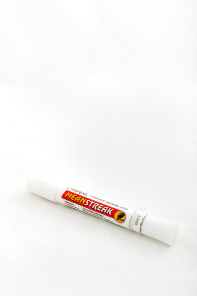 White Mean Streak Marking Stick