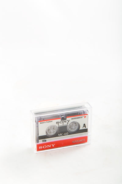 Tape Micro cassette Audio