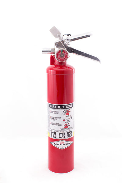 Fire extinguisher small