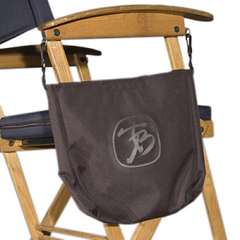 Hollywood Chair Side Pouch- black