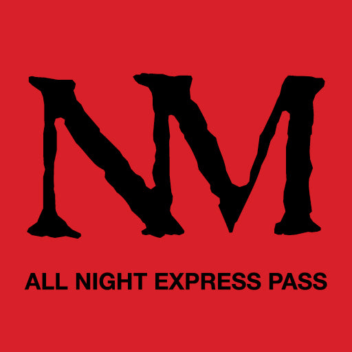 The Nightmare 2018 - Express Pass (SHORTEST WAIT)