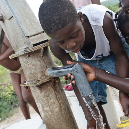 Provide a Well for a Community in La Gonave.