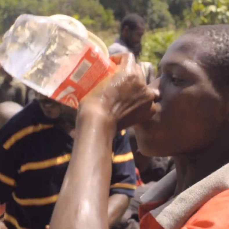 Give Water to The Island of La Gonave, Haiti