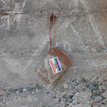 Load image into Gallery viewer, Stamps Wallet Wristlet Bag