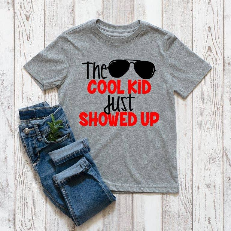 The Cool Kid Just Showed Up