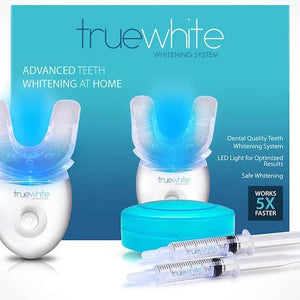 Truewhite Advanced LED Light Teeth Whitening System