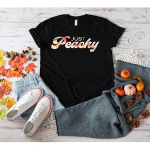 Just Peachy tees and hoodies