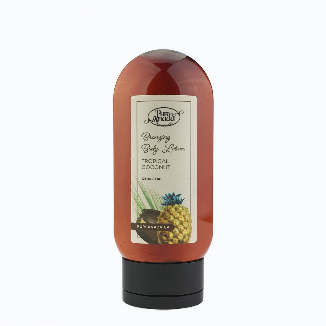 Bronzing Body Shimmer Lotion - Pineapple Vanilla