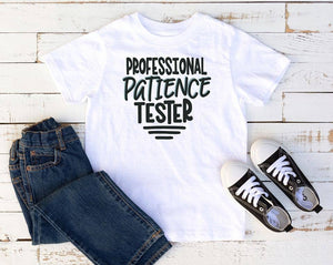 Professional Patience Tester - Youth