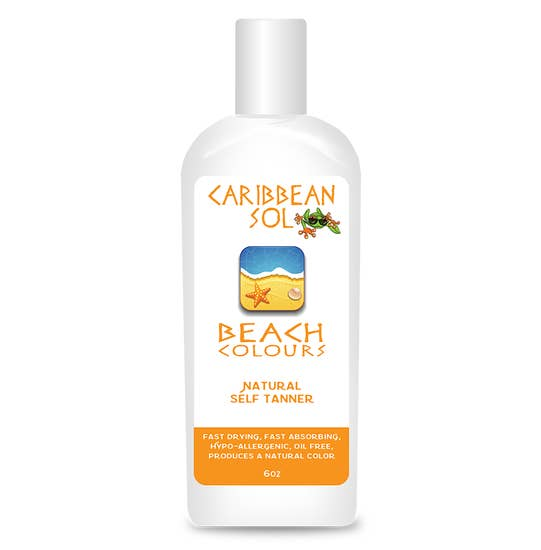 Caribbean Sol Beach Colours Self Tanner