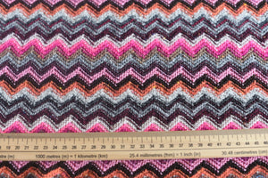Honey, I see pyramids (Pink and Co) - Wool