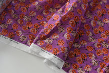 Load image into Gallery viewer, Purple Fanatics, Assemble -  Cotton Lawn