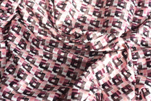 Load image into Gallery viewer, My Pink treasure map - Cotton Viscose
