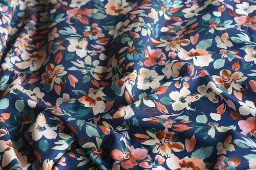 And Yet Another Floral Contender -  Viscose