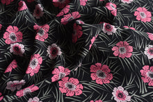 Load image into Gallery viewer, Pink Florals Among Other Things- Viscose