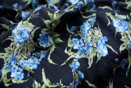 Pierre Blue Bouquet Garni -  Viscose