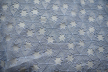 Load image into Gallery viewer, Blu Starry Persuasion -  Cotton Nylon Lace