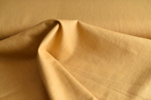 Washed Up Ochre - Linen