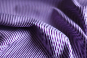 Herringbone Desires, I Do Have Those (Purple)-  Cotton