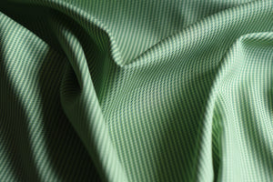Herringbone Desires, I Do Have Those (Green)-  Cotton