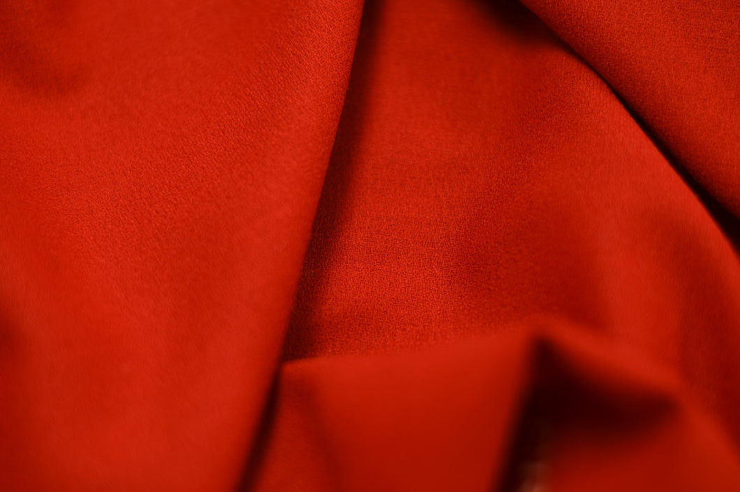Simplicity Wins Sometimes You Know (Red) - Wool