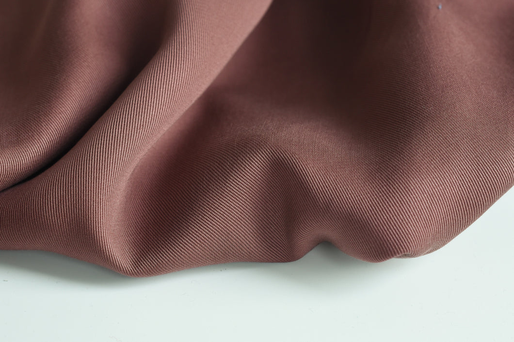 You Bring Me So Much Joy (Mauve)- Tencel Twill