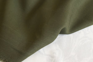 Its A New Era Okay? (Olive)- Tencel Linen