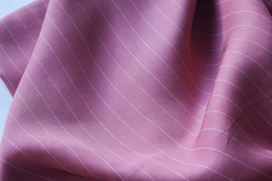 I Am Straight Up Awesome (Dusky Pink)- Tencel Stripe