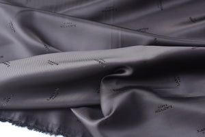 As I Mentioned Earlier, I Am Luxurious -  (Brown) Viscose Lining