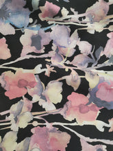 Load image into Gallery viewer, Adrian Paints Watercolours On Textiles, How Nice  - Cotton