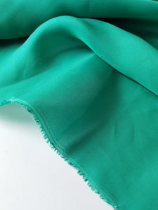 I Demand To Be Made Into A Coat (Green) - Silk