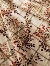 Load image into Gallery viewer, Brown Leaves Of The World Unite - Cotton