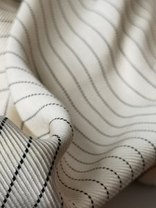 At The End Of The Day, Stripes Do Represent Order - Viscose