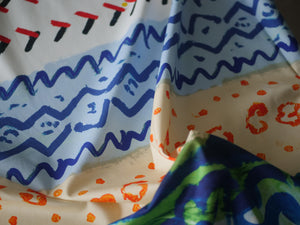 Vivienne Abstract Festival-  Cotton