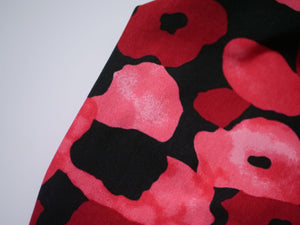 Abstract Poppies-  Viscose Jersey