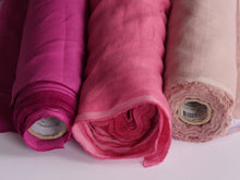 Load image into Gallery viewer, Ancient Egyptians Knew A Thing About Cloth (Fuchsia Red)  - Linen