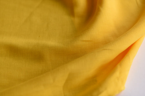 Ancient Egyptians Knew A Thing About Cloth (Lemon)  - Linen