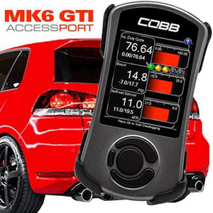 COBB Accessport available for MK6 and MK7 GTI