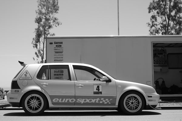 euro sport 2001 vw golf 4 door 1 8t race car euro sport accessories. Black Bedroom Furniture Sets. Home Design Ideas