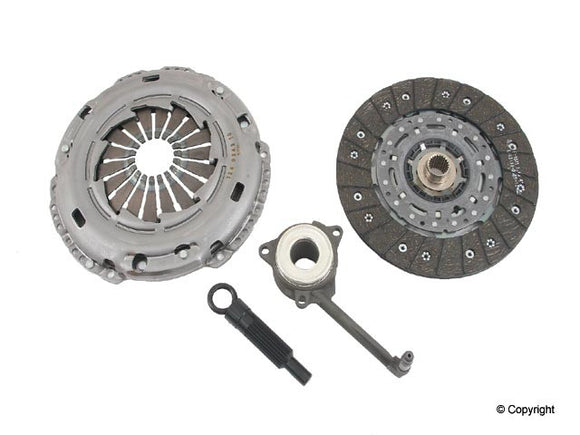Sachs Borg & Beck Clutch Kit - VW Mk4 Golf/Jetta 6-Speed 1.8T/VR6 24v 2.8L (2002-2004) (240mm)