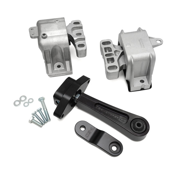 034Motorsport Motor Mount Set, Density Line/Motorsport Bundle, Mk4 Volkswagen & 8N Audi, 2.8L & 3.2L VR6