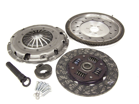 Euro Sport lightweight flywheel & Exedy OEM clutch package - VW MK3/Mk4 VR6-12v