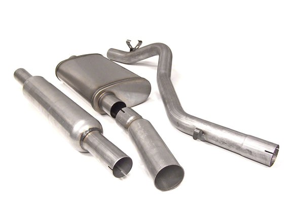 Euro Sport Exhaust System - VW Mk2 Golf 8v
