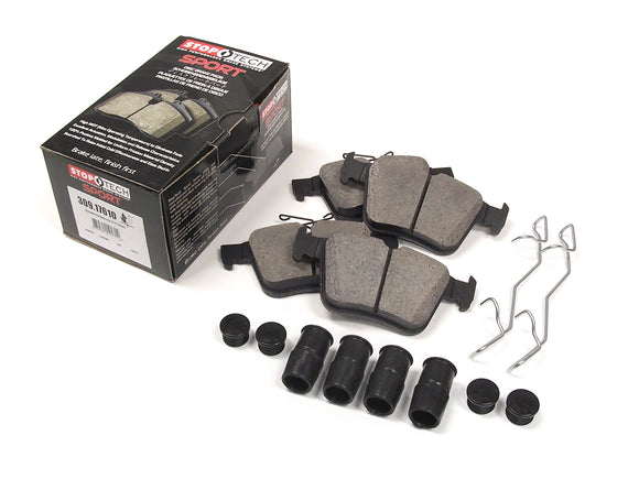 StopTech 309.17610 - Sport Performance Rear Brake Pads - Audi S3, TT, VW GTI, Golf R