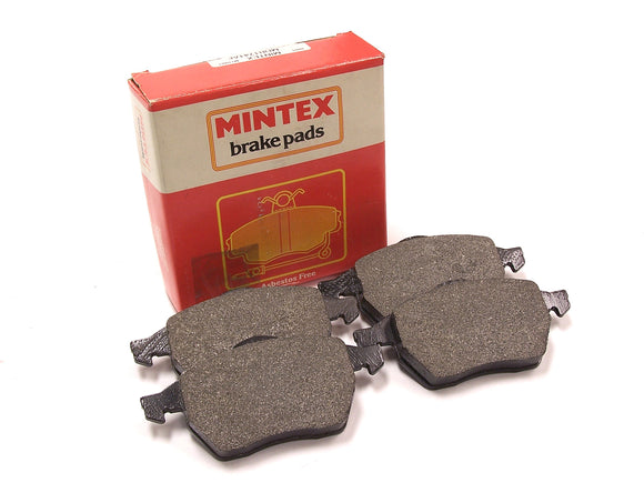 NEW MINTEX FRONT PADS SET MDB3772 FREE NEXT DAY DELIVERY