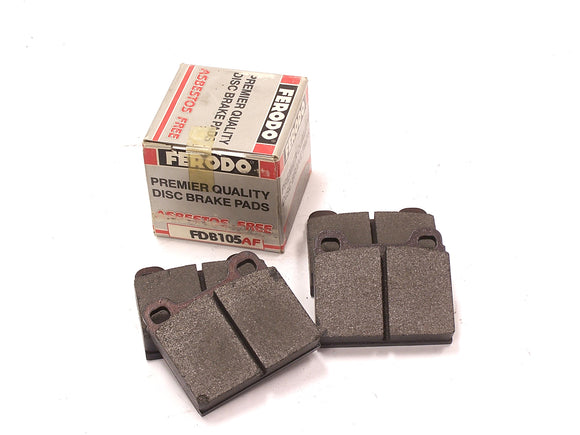 Ferodo Bendix Brake Pads - VW Golf/Audi 50/80