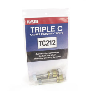 H&R Triple C Camber Adjuster Bolts TC212 - VW Mk1/Mk2/Mk3