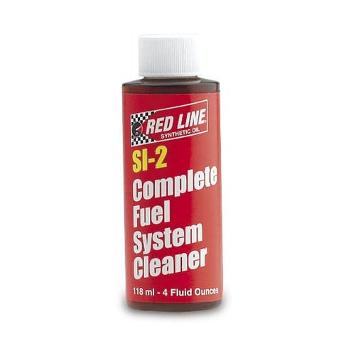 Red Line SI-2 Injector and Valve Detergent - 4oz