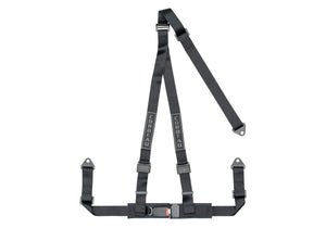 Corbeau 2-Inch 3-Point Snap-In Harness Belts